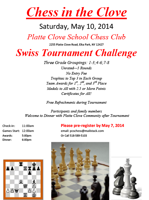 2014_School_chess tournament_Chess in the Clove